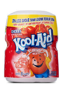 KOOL-AID Cherry fruit drink mix 538g