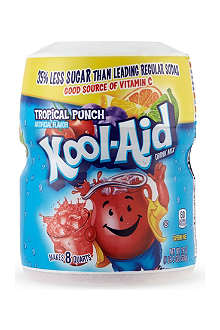 KOOL-AID Tropical Punch fruit drink mix 538g
