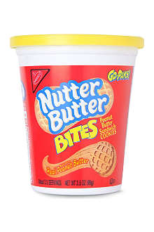 NABISCO Nutter Butter peanut butter sandwich biscuits 99g