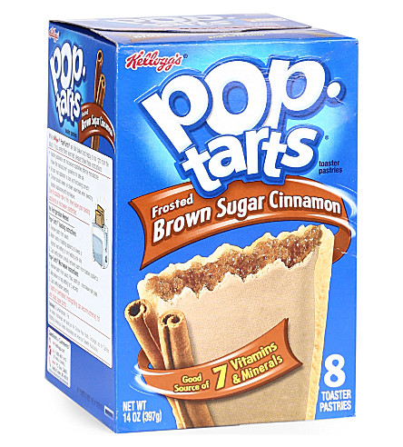 Pop Tarts Brown Sugar Cinnamon 400g