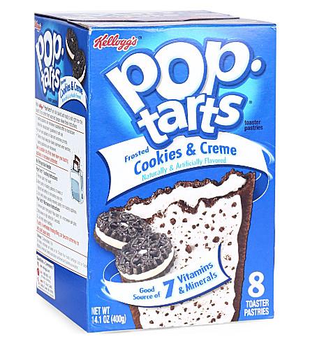 Pop Tarts Cookies & Cream 400g
