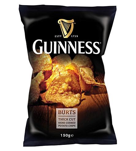 Guinness crisps 150g