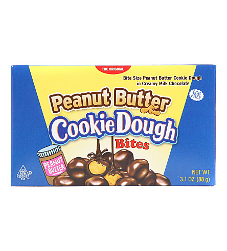 Peanut Butter cookie dough bites 88g