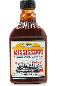 MISSISSIPPI BARBECUE SAUCE Original barbecue sauce 440ml