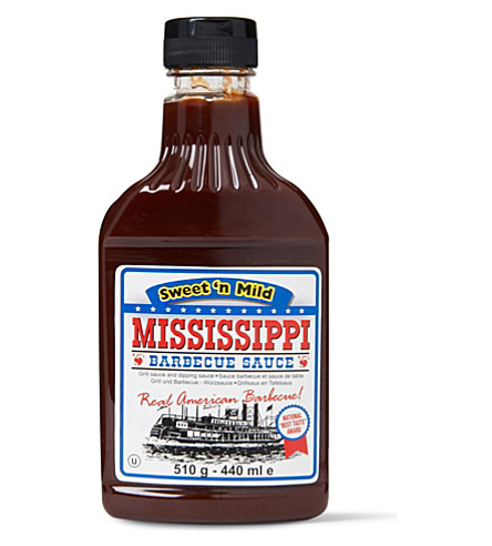Sweet 'n Mild barbecue sauce 440ml