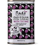 NUDO Olive oil with thyme 250ml