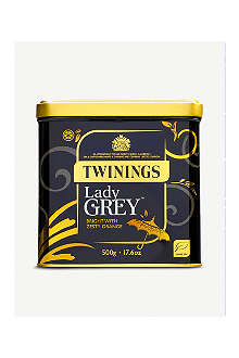 TWININGS Lady Grey loose leaf tea 500g