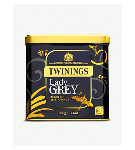 TWININGS Lady Grey loose leaf tea 500g