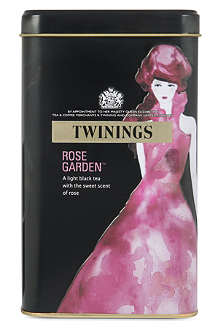 TWININGS Rose Garden limited edition tea bags tin 40g