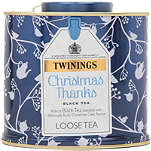 TWININGS Christmas Thanks black loose tea 100g