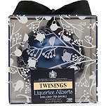 TWININGS Liquorice Allsorts Earl Grey bauble tea bags