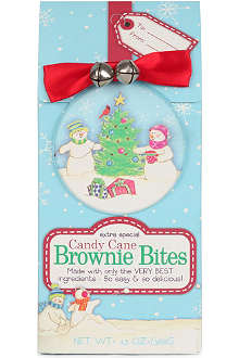 CHRISTMAS Candy cane brownie bites mix 368g