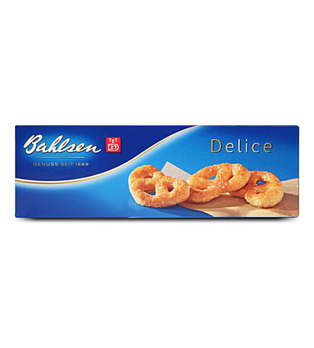 Delice puff-pastry biscuits 100g