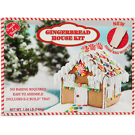 Gingerbread house kit 745g