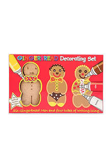 FOSTERS Gingerbread decorating set 172g