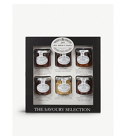 TIPTREE Savory selection 228g