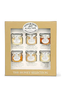 TIPTREE Honey Tasting selection 6 x 28g