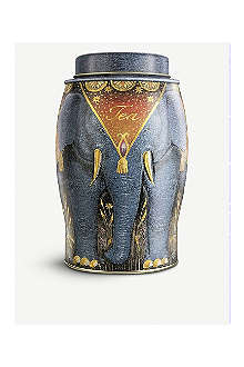WILLIAMSON TEA Earl Grey elephant tea bag caddy 100g
