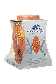 WILLIAMSON TEA Orange Traditional Afternoon 40 teabags 100g