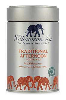WILLIAMSON TEA Traditional Afternoon tea 100g