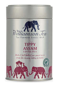 WILLIAMSON TEA Tippy Assam tea 100g