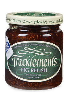 TRACKLEMENTS Fig relish 250g