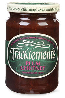 TRACKLEMENTS Plum chutney 340g