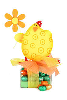 MOPEC Chicken mini praline Easter eggs 100g