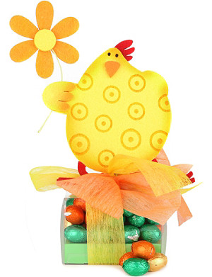 MOPEC Chicken mini praline Easter eggs 100g