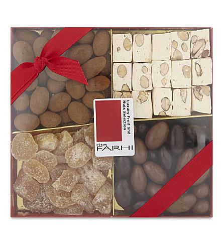 FARHI Luxury fruit and nut selection 560g