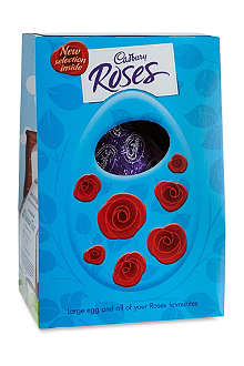 CADBURY Roses large Easter egg 307g