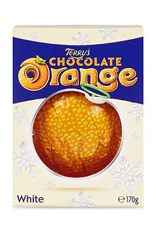 CADBURY Terry's chocolate orange white chocolate 170g