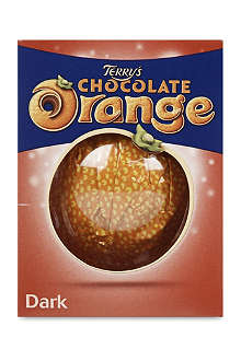 CADBURY Terry's Chocolate Orange dark chocolate 170g