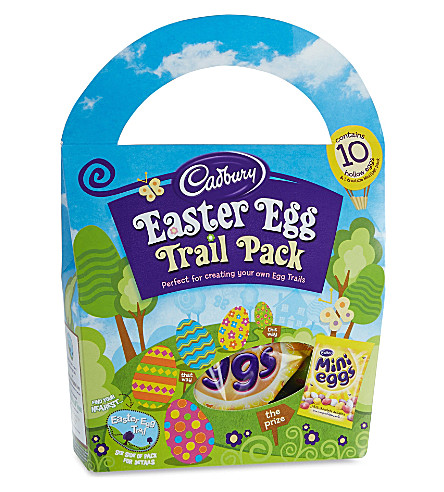 CADBURY Easter Egg Trail pack 229g