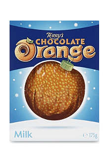 CADBURY Terry's Chocolate Orange milk chocolate 170g