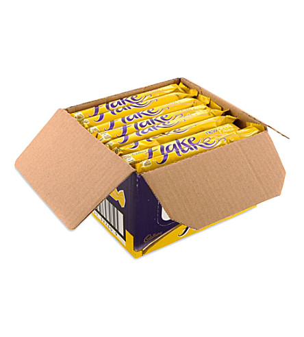 CADBURY Case of Cadbury Flakes 48 x 32g