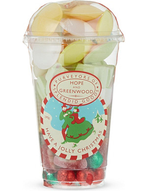 HOPE AND GREENWOOD Jolly Christmas Shake sweet assortment 290g