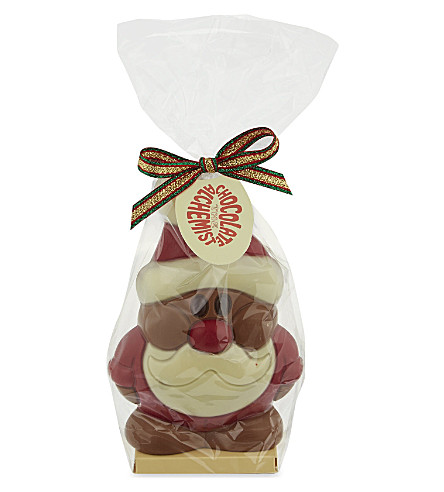 CHRISTMAS Belgian milk chocolate Hippy Santa 170g