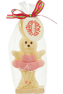 White Chocolate Bunny Ballerina 80g