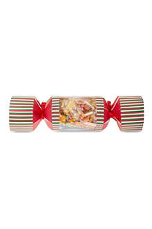 CHRISTMAS Festive sweets filled cracker 915g
