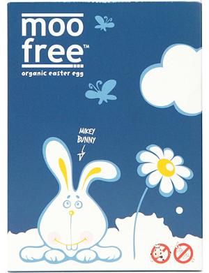 MOO FREE Organic dairy free Easter egg 100g