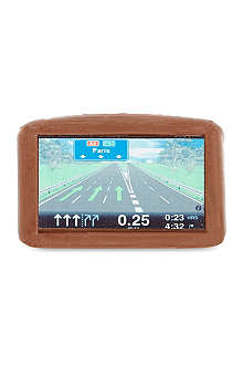 Satellite navigation chocolate 90g