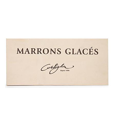 VALRHONA Corsiglia 12 marron glacés
