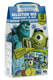 BON BON BUDDIES Monsters University chocolate gift box 80g
