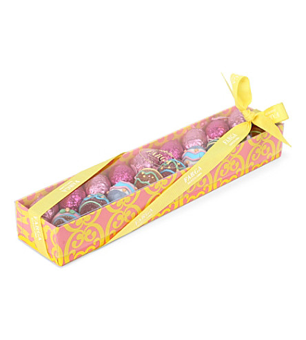 FARGA Praline and jelly eggs