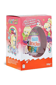 KINDER Polly Pocket Kinder Egg surprise 100g