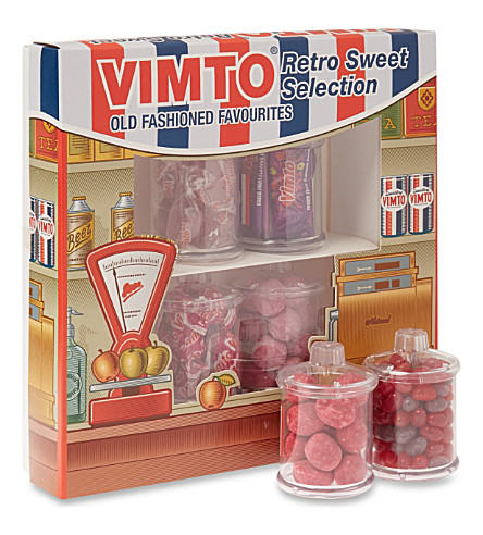 VIMTO Vimto retro sweet selection 420g