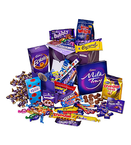 CADBURY Sharing chocolate hamper
