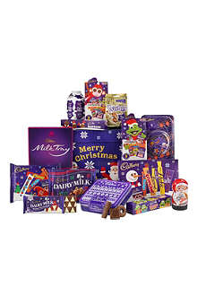 CADBURY Christmas Selection chocolate hamper