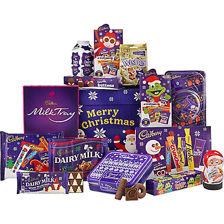 CADBURY Christmas Selection chocolate hamper
